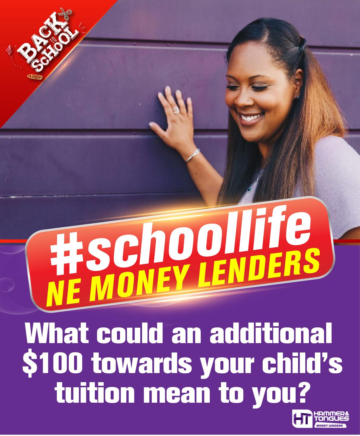 Back to School with Moneylenders