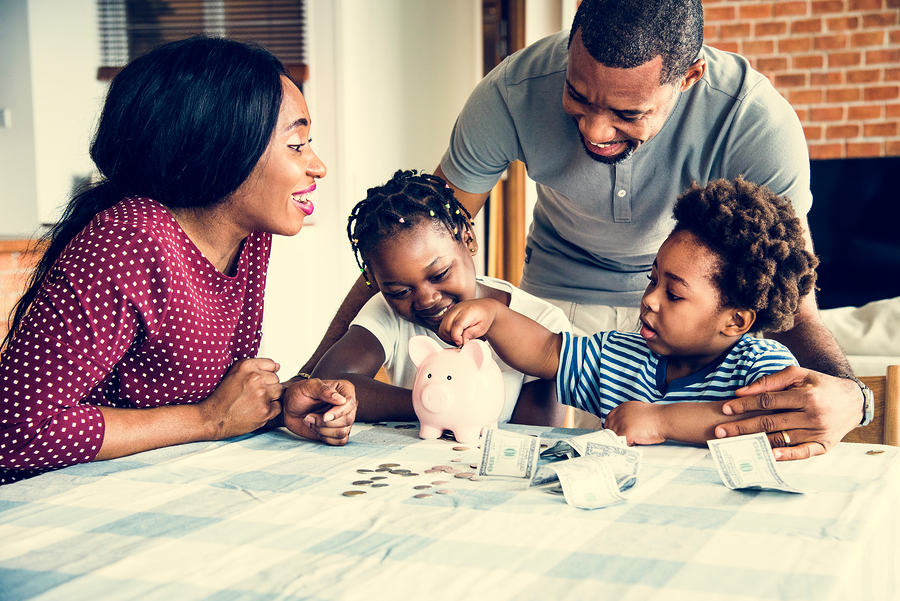 5 Simple Ways To Teach Children Financial Literacy